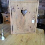 Bespoke Cabinet made from Reclaimed Wood